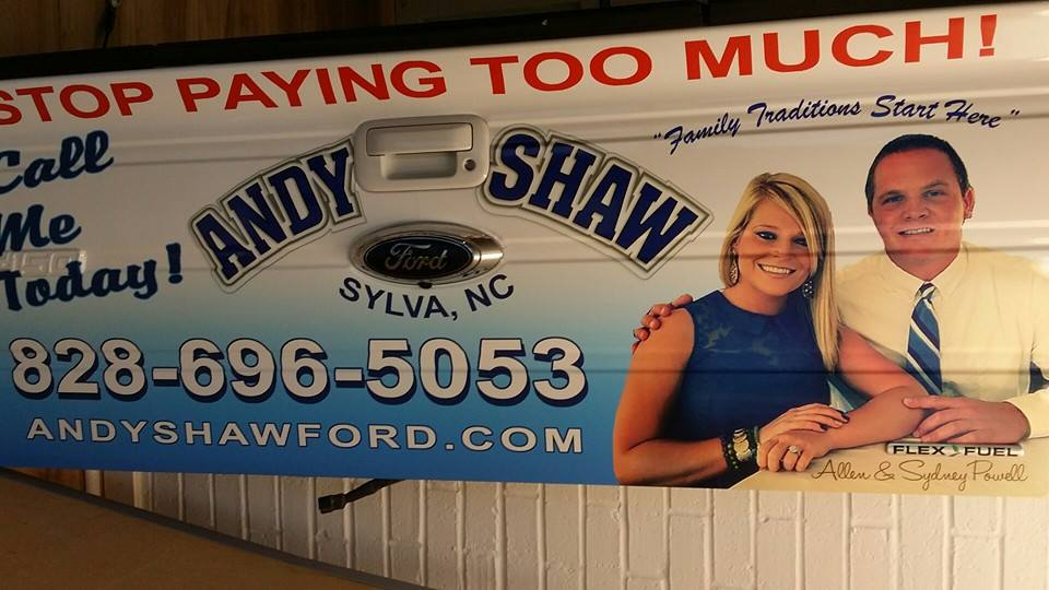Signs, Banners, and Window Graphics