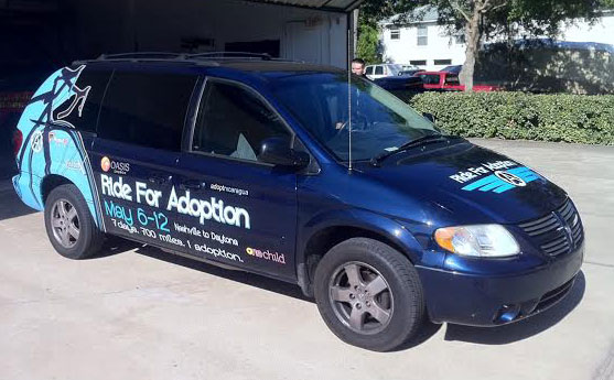 Vehicle Graphics and Wraps